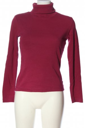 QS by s.Oliver Rollkragenpullover pink Casual-Look