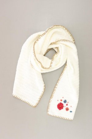 QS by s.Oliver Scarf natural white polyacrylic