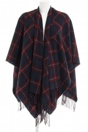 QS by s.Oliver Shoulder Scarf check pattern country style