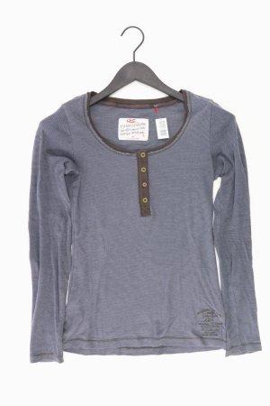 QS by s.Oliver Shirt blau Größe XS