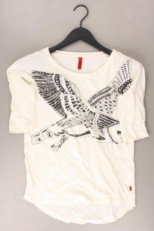 QS by s.Oliver Shirt creme Größe S
