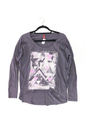 QS by s.Oliver Shirt grau Größe XS