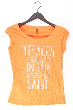 QS by s.Oliver Shirt orange Größe S