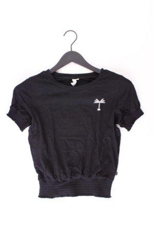 QS by s.Oliver Shirt schwarz Größe S