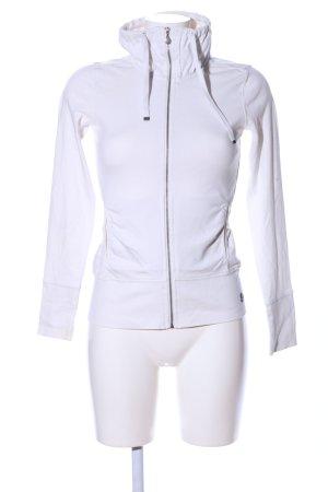 QS by s.Oliver Chaqueta estilo camisa blanco look casual