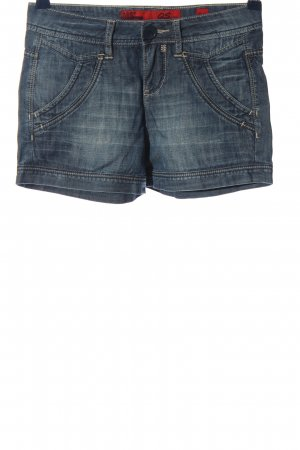 QS by s.Oliver Shorts blau Casual-Look
