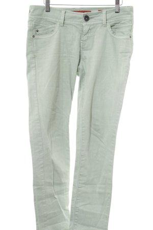QS by s.Oliver Skinny Jeans hellgrün-blassgrün Casual-Look