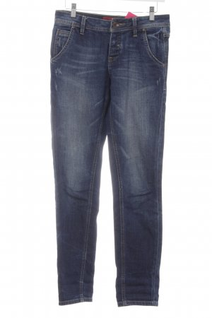 QS by s.Oliver Slim Jeans blau Casual-Look