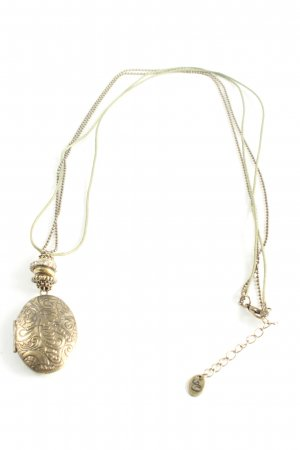 QS by s.Oliver Statement ketting goud elegant