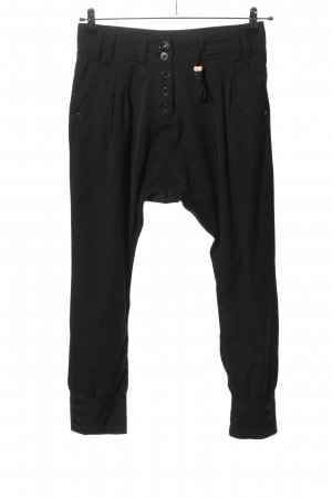 QS by s.Oliver Stoffhose schwarz Casual-Look