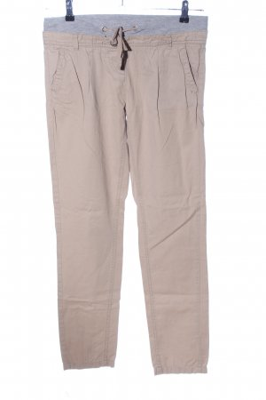QS by s.Oliver Stoffhose creme Casual-Look