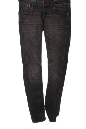 QS by s.Oliver Jeansy z prostymi nogawkami jasnoszary W stylu casual