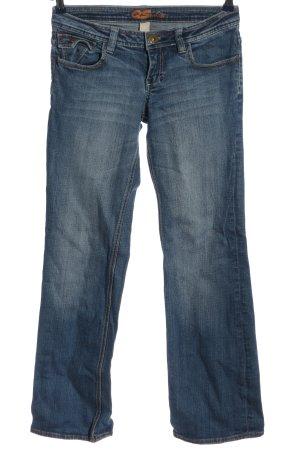 QS by s.Oliver Jeansy z prostymi nogawkami niebieski W stylu casual