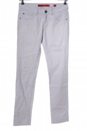 QS by s.Oliver Straight-Leg Jeans lila Casual-Look