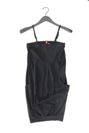 QS by s.Oliver Vestido elástico negro