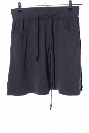 QS by s.Oliver Stretchrock schwarz Casual-Look