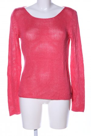 QS by s.Oliver Strickpullover pink Casual-Look