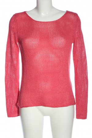 QS by s.Oliver Strickpullover rot Casual-Look