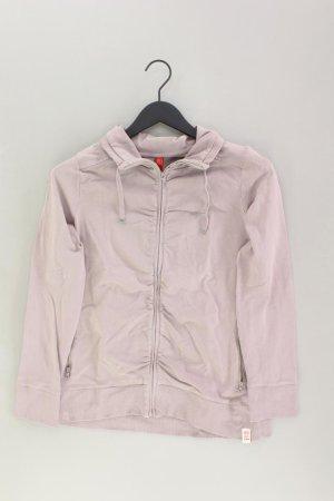 QS by s.Oliver Sweat-Shirt Jacke Größe L braun aus Baumwolle
