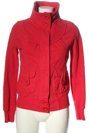 QS by s.Oliver Marynarka dresowa czerwony W stylu casual