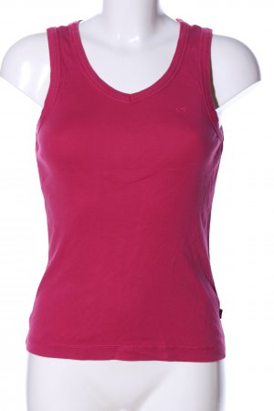 QS by s.Oliver Tanktop pink Casual-Look