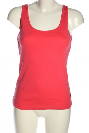 QS by s.Oliver Tanktop rot Casual-Look