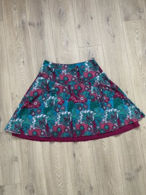 QS by s.Oliver Circle Skirt multicolored
