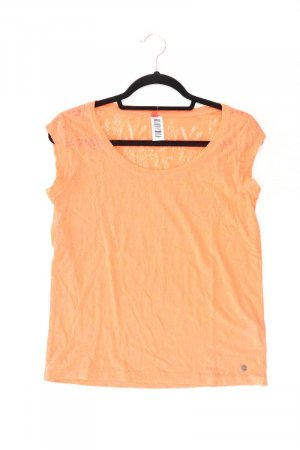 QS by s.Oliver Top Größe XS orange aus Baumwolle