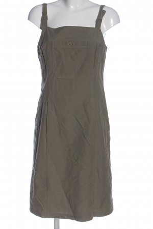 QS by s.Oliver Pinafore dress brown casual look