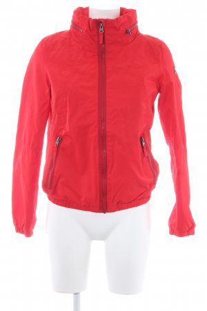QS by s.Oliver Übergangsjacke rot-dunkelrot Casual-Look