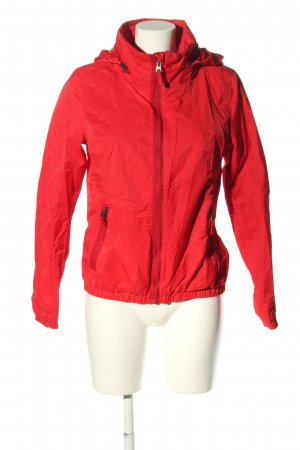 QS by s.Oliver Windjack rood casual uitstraling