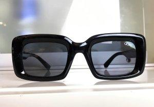 Quay Gafas de sol cuadradas negro