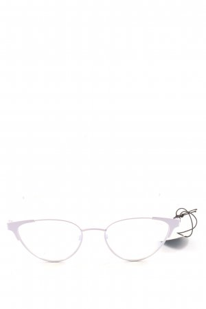 Quay Glasses lilac casual look