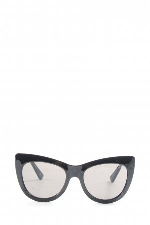 Quay Butterfly Brille schwarz Casual-Look