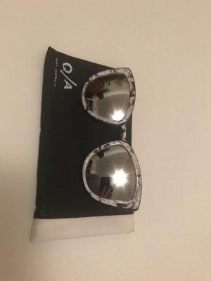 Quay Marble Sonnenbrille Cateye