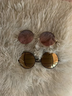 Quay und H&M Sonnenbrille