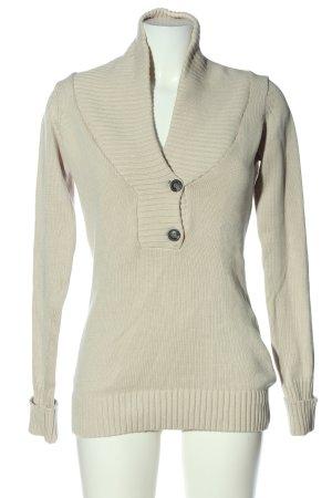 Quebramar V-Ausschnitt-Pullover