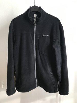 Quechua Fleece Jackets black