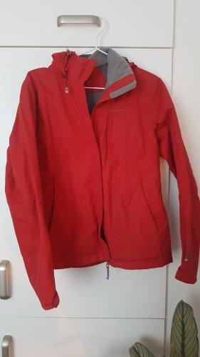 Quechua Impermeabile rosso
