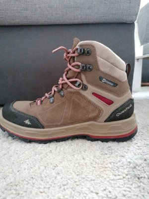 Quechua Lace-up Boots multicolored
