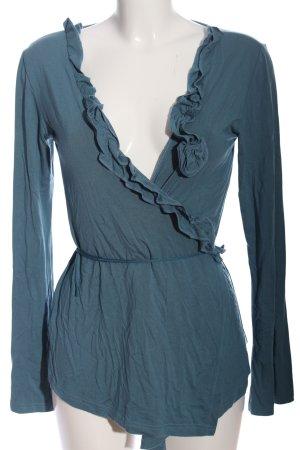 Queen Mum Cardigan blau Casual-Look