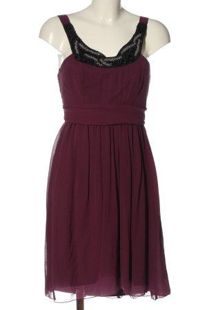 Queenie Mini Abito rosa-nero elegante