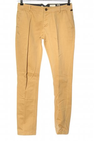 Quicksilver Five-Pocket Trousers gold-colored casual look