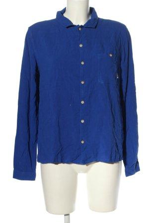 Quicksilver Shirt Blouse blue business style