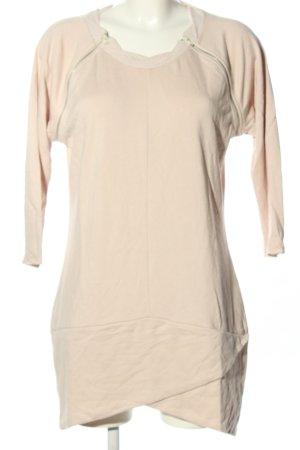 Quicksilver Swetrowa sukienka różowy W stylu casual