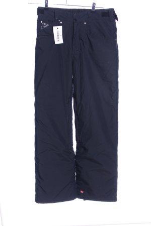 Quicksilver Pantalone da neve blu stile casual