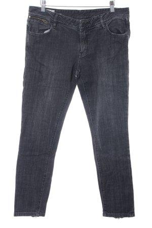 Quicksilver Skinny Jeans anthrazit-schwarz Casual-Look