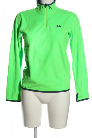 Quicksilver Jersey marinero verde look casual
