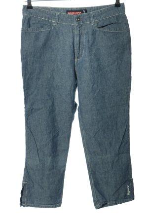 Quiksilver Jeans 7/8 bleu style décontracté