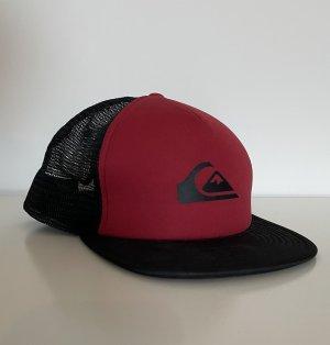 Quiksilver Baseball Cap black-dark red